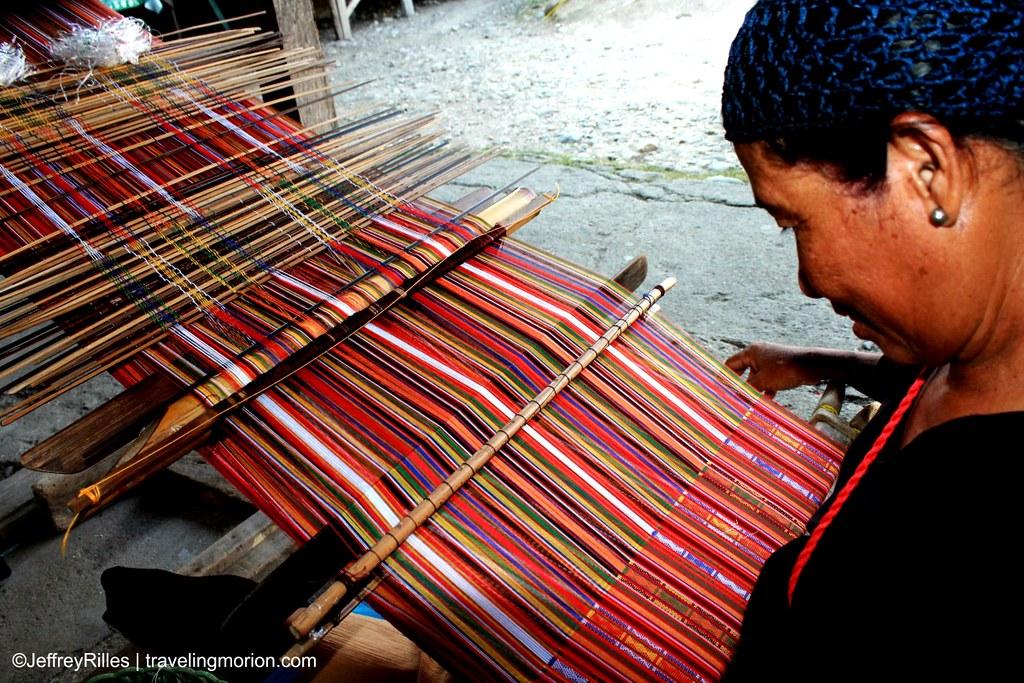 Yakan Weaving