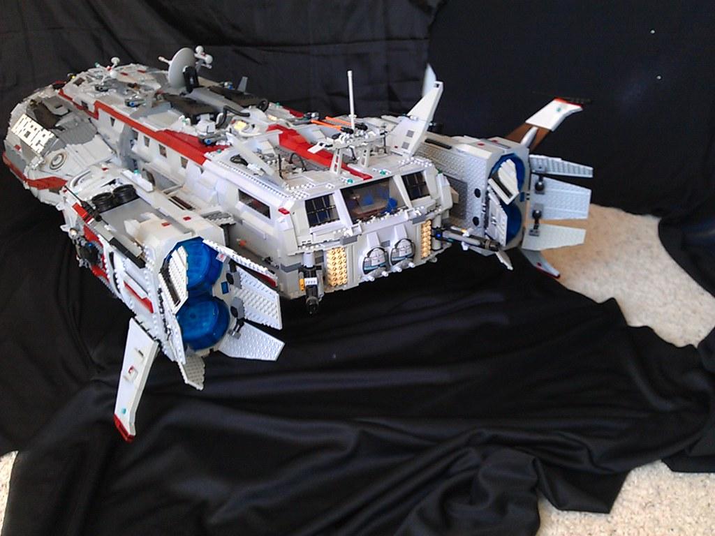 LEGO + Διάστημα! - Σελίδα 2 7682142606_3d1e343a4d_b