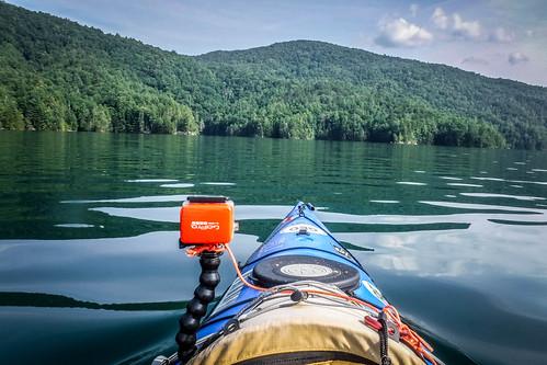 Lake Jocassee Kayaking-22