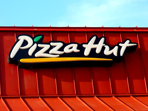 Pizza Hut, Cocoa Beach FL