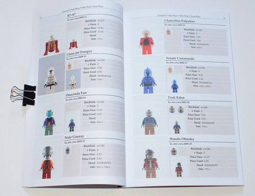 The Star Wars LEGO Minifigure Catalog | by hmillington
