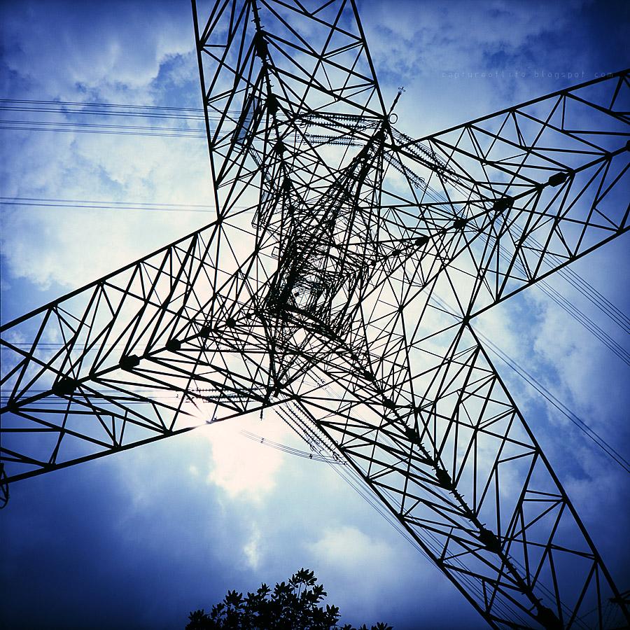 電線塔你好