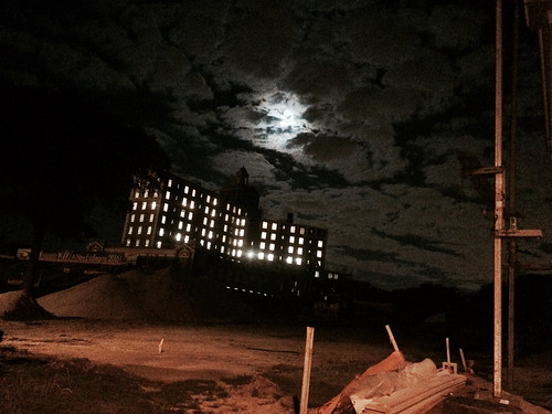 The Haunting Cavalier Hotel Under Construction (June 28 2015) (1)