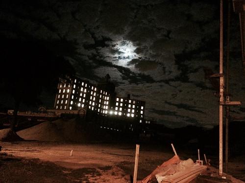 The Haunting Cavalier Hotel Under Construction (June 28 2015) (1)