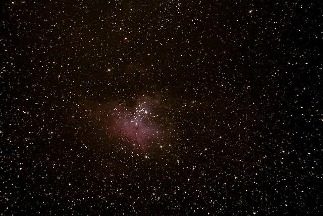 Nebulosa 'El Águila' (M16)