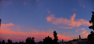 Sunset Sky HDR Panorama | by Walker Dukes