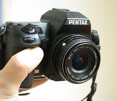 Pentax-M 20mm F4