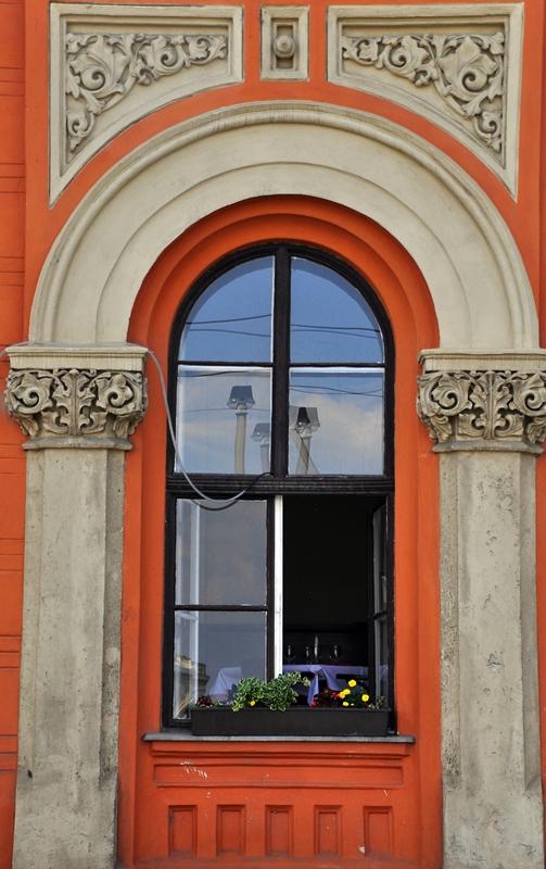 A Budapest Window