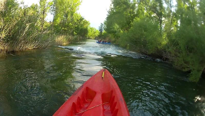 Piragüismo y Rafting con Multiaventura Buendía