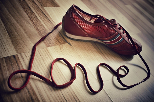 365 days / day 170 - Shoe love is true love | by Melinda Szente