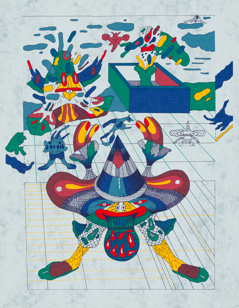 Karol Baron - Bestiary 2, 1997