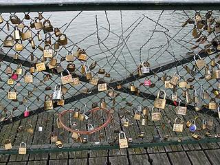 Pont des Arts, Paris | by David Lebovitz