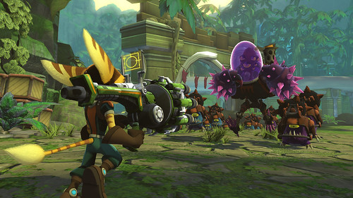 Ratchet & Clank: Full Frontal Assualt | by Insomniac Games