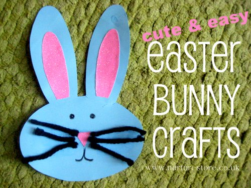 Easter bunny crafts | by Cathy @ Nurturestore.co.uk