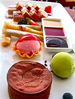 assortment of desserts | by jayweston@sbcglobal.net