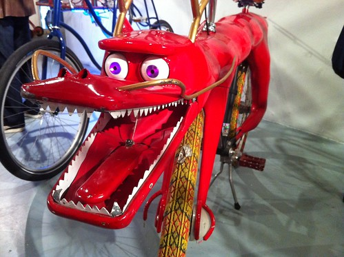 Dragon bike | by MrEricSir