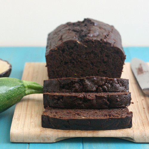 Double Chocolate Zucchini Bread | by Tracey's Culinary Adventures