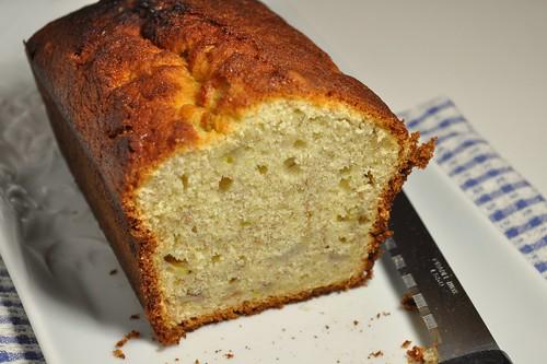 Recette Cake Banane Noisettes