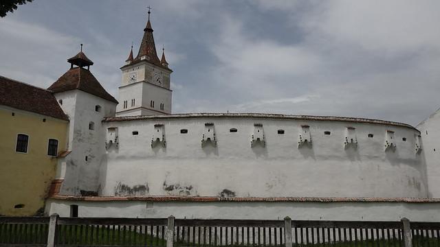 Kirchenburg Honigberg