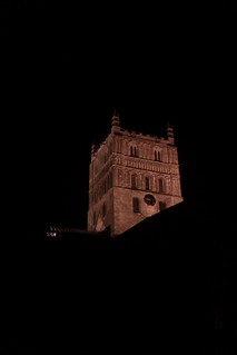 Tewkesbury Abbey at Night | by CopperPhoenix