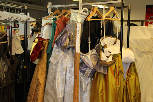 Behind-the-scenes at the Costume Department.  © ROH 2012 | by Royal Opera House Covent Garden