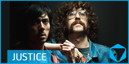 Justice in VidZone | by PlayStation Europe