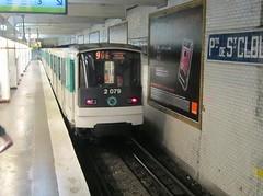 Porte de Saint-Cloud
