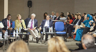 UN Chief Executives Board Discusses Sustainable Development at Rio+20 | by UN Women Gallery
