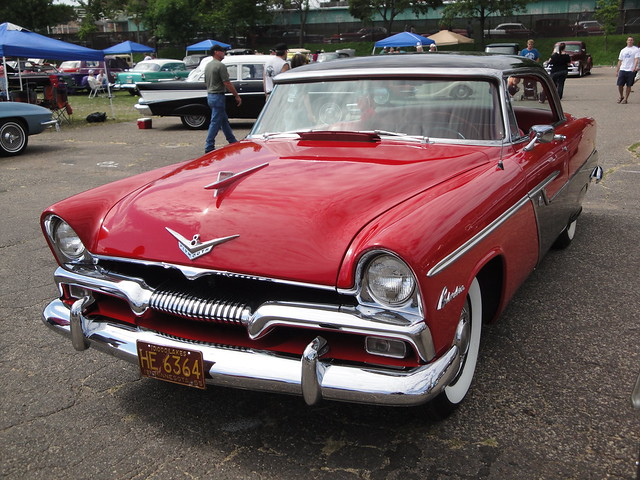 55 Plymouth Belvedere