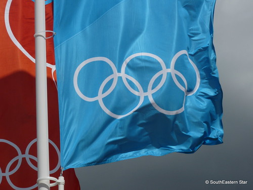 Olympic Flag | by SouthEastern Star ★