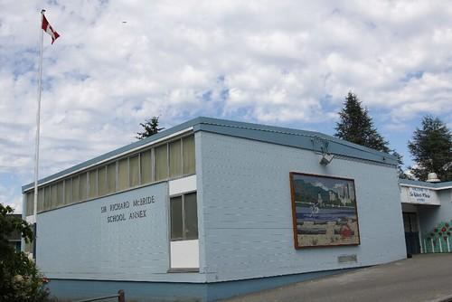 McBride Annex mural