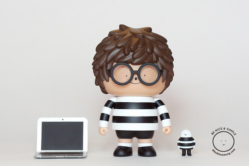 Ren 2 including laptop, glasses and mini ghostb | by Bubi Au Yeung