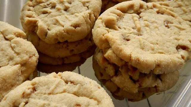 Soft Peanut Butter Cookies 20