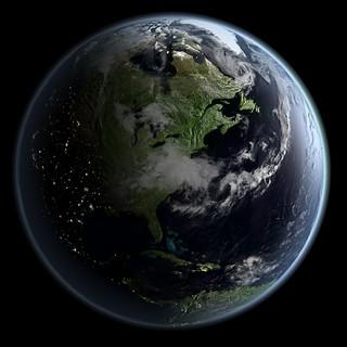 global earth satellite nasa - photo #10