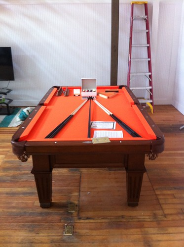 But wait, there's more! We even have a pool table! | by Stack_Exchange