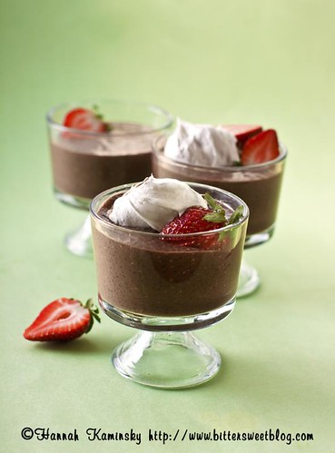 Chocolate Chia Pudding | by Bitter-Sweet-