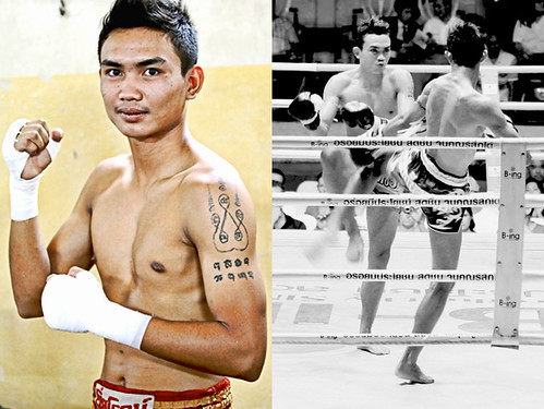thai boxing - thailand | by Emmanuel Catteau photography