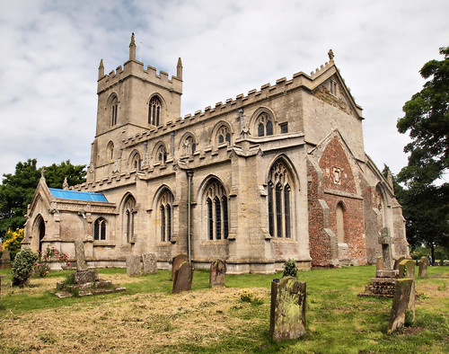 Addlethorpe Church | by James Cottrell 1