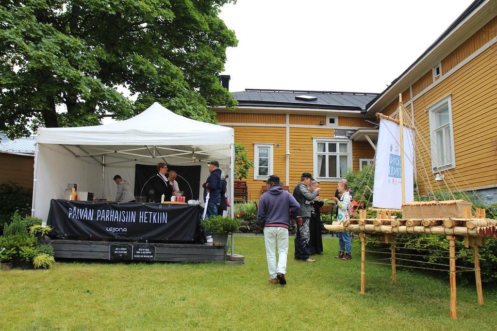 SATOA goes WILD - Kuopio Food Festival