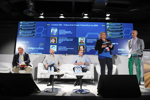 MIPCUBE 2012 - CONTENT 360 - VIDEOS THAT CREATE GLOBAL BUZZ BY MSN | by mipmarkets