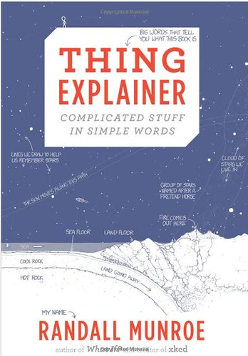 The Thing Explainer Book