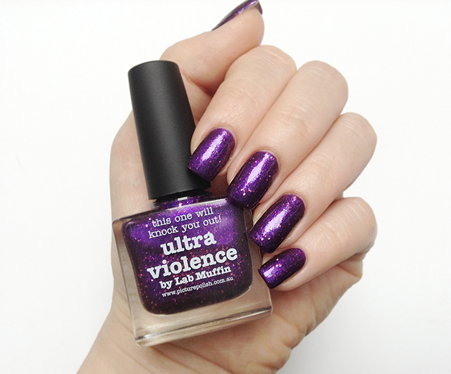Picture Polish Ultra Violence
