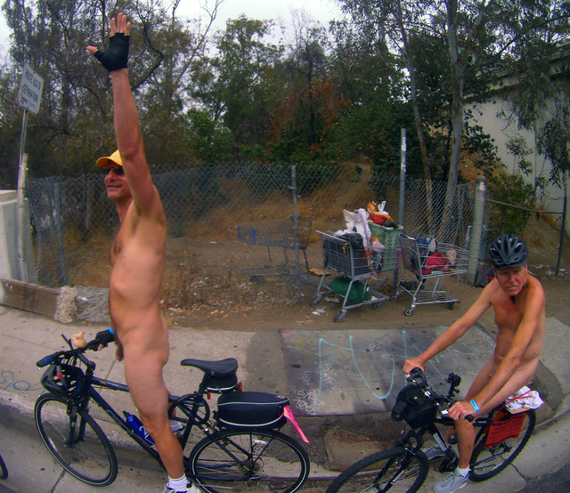 LA World Naked Bike Ride (228)