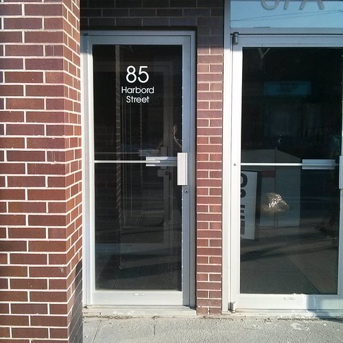 "85 Harbord Street, Morgentaler""s address #toronto #harbordstreet #abortion #henrymorgentaler #morgentaler #harbordvillage"