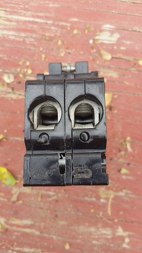 Zinsco 125A Master Circuit Breaker