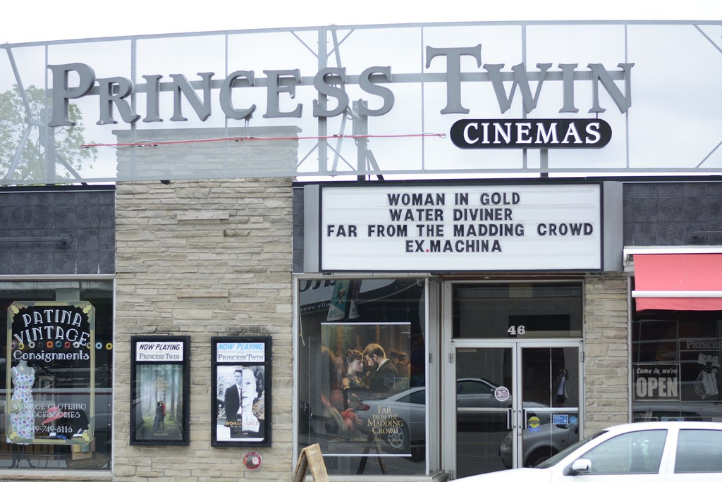 Princess Cafe, Kitchener (2015)