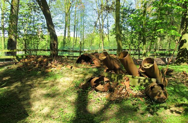 War Remnants, Hooge Crater Open Air Museum