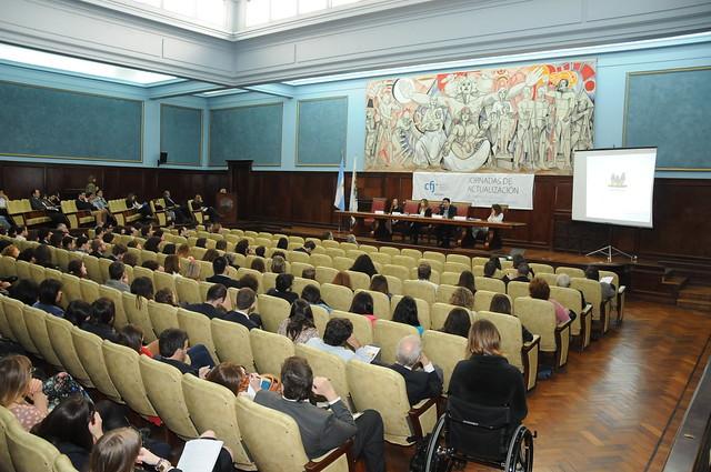 VI JORNADAS DE ACTUALIZACIÓN DEL PODER JUDICIAL DE LA CABA (2014)