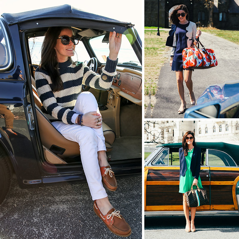 10 Preppy Style Fashion Bloggers You Should Know | Sarah - Classy Girls Wear Pearls