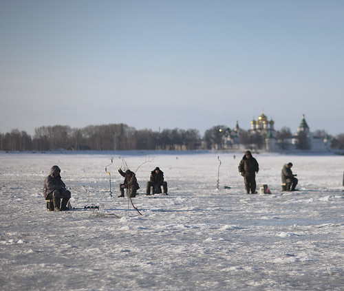 рыбалка в. костроме